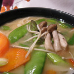 New Year's Miso Soup