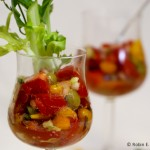 Time for a Cajun Bloody Mary –Tomato Salad!