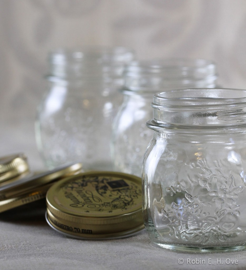 Jar and Lids