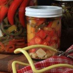 Pickled Peppers — Approved for small batches