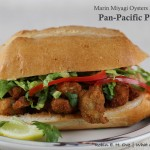 Pan Pacific Oyster Po'Boy