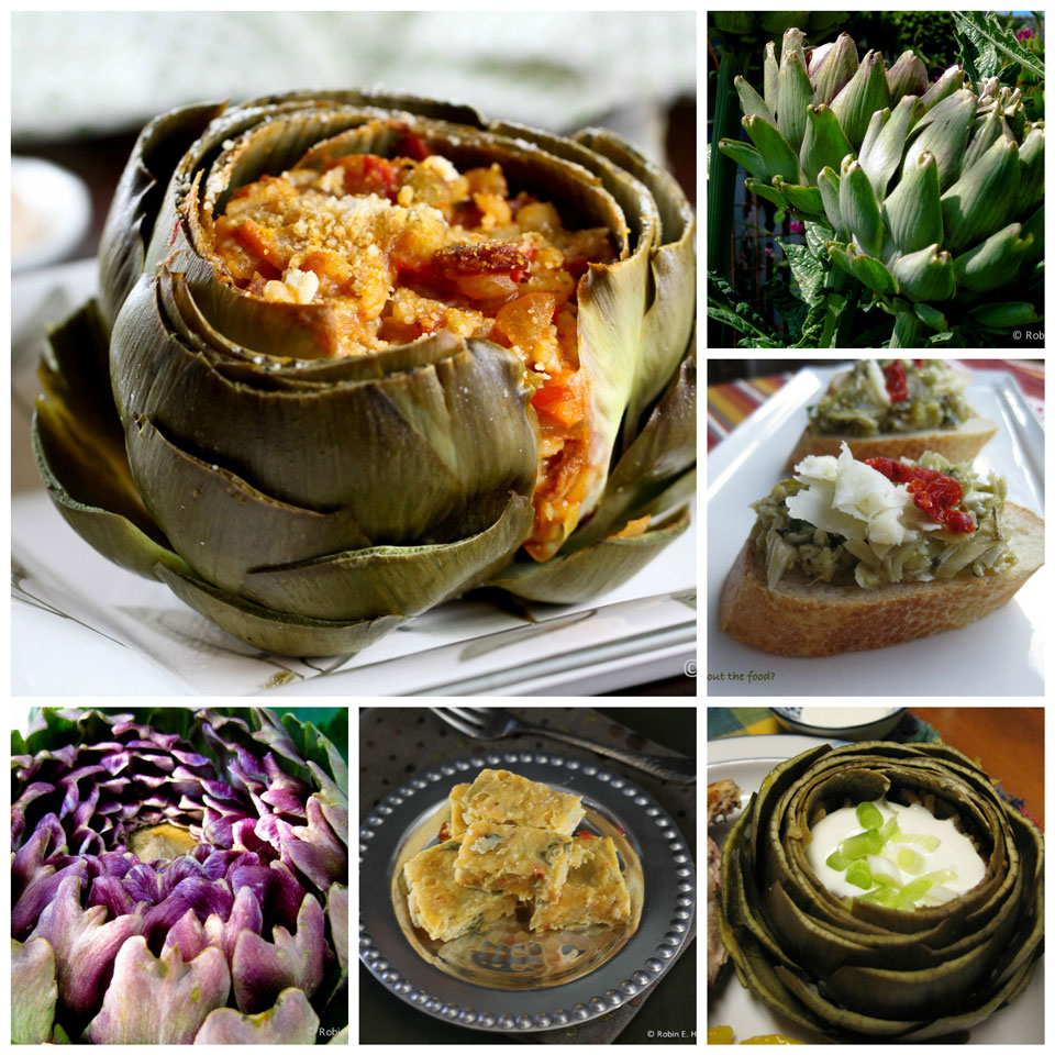 artichoke recipe pictures