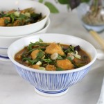 Lighter than Light Chicken Peanut Curry