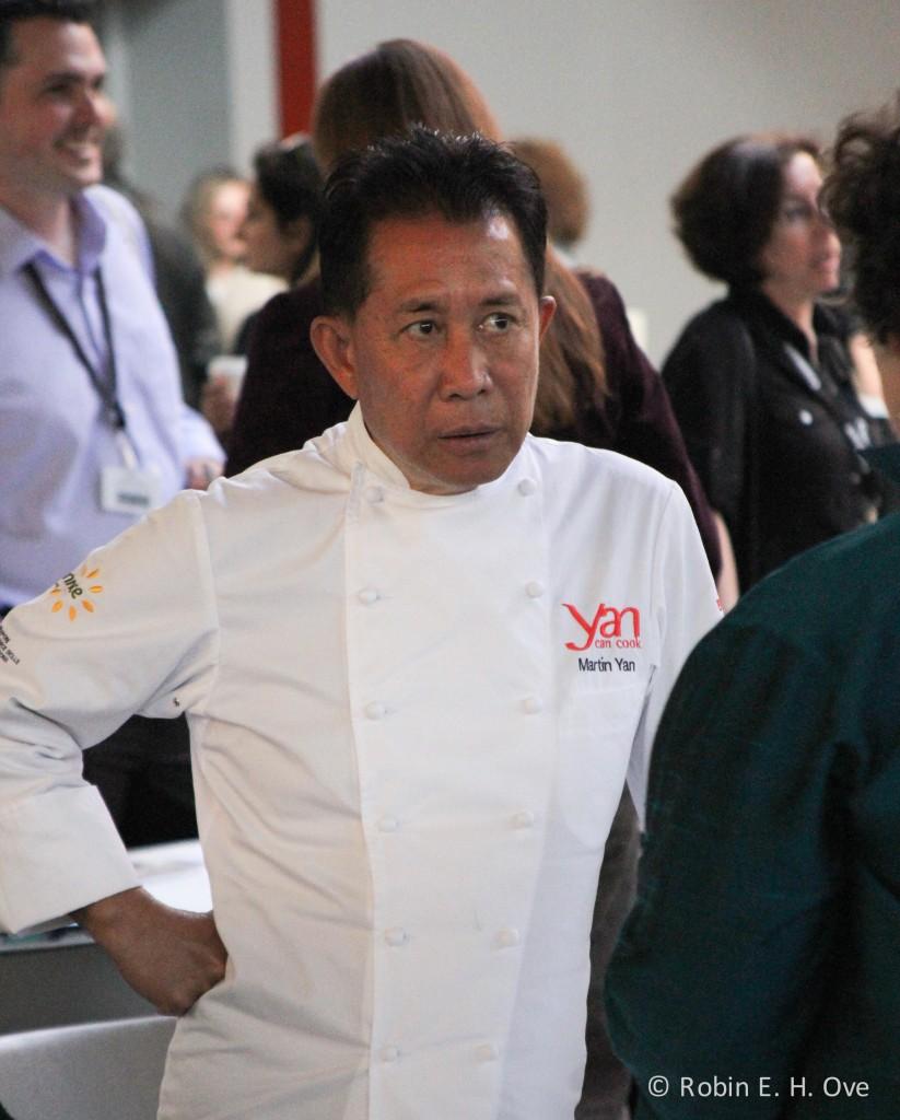 Chef Marin Yan