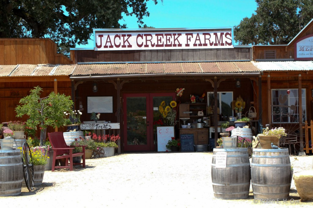 Jack Creek Farms Buildings