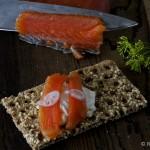 Salmon Gravlaks