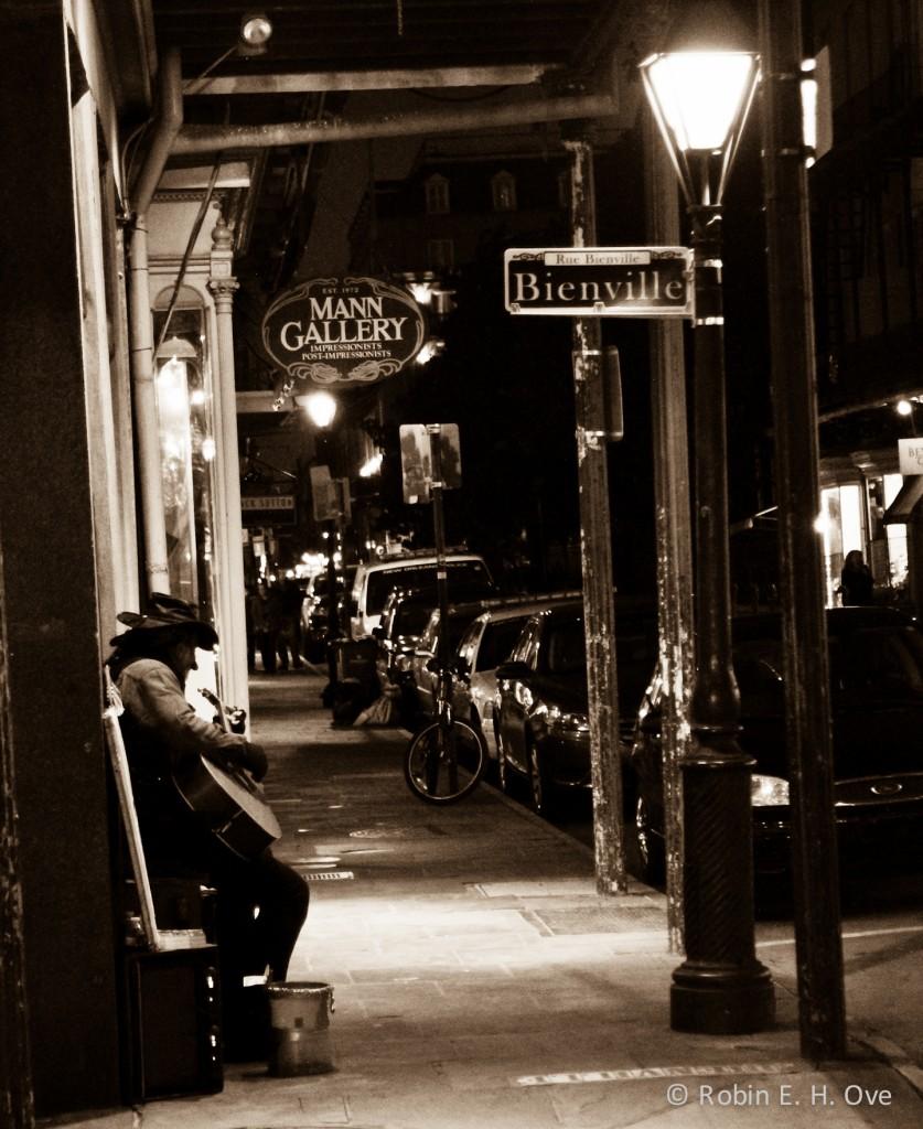New Orleans Street Music