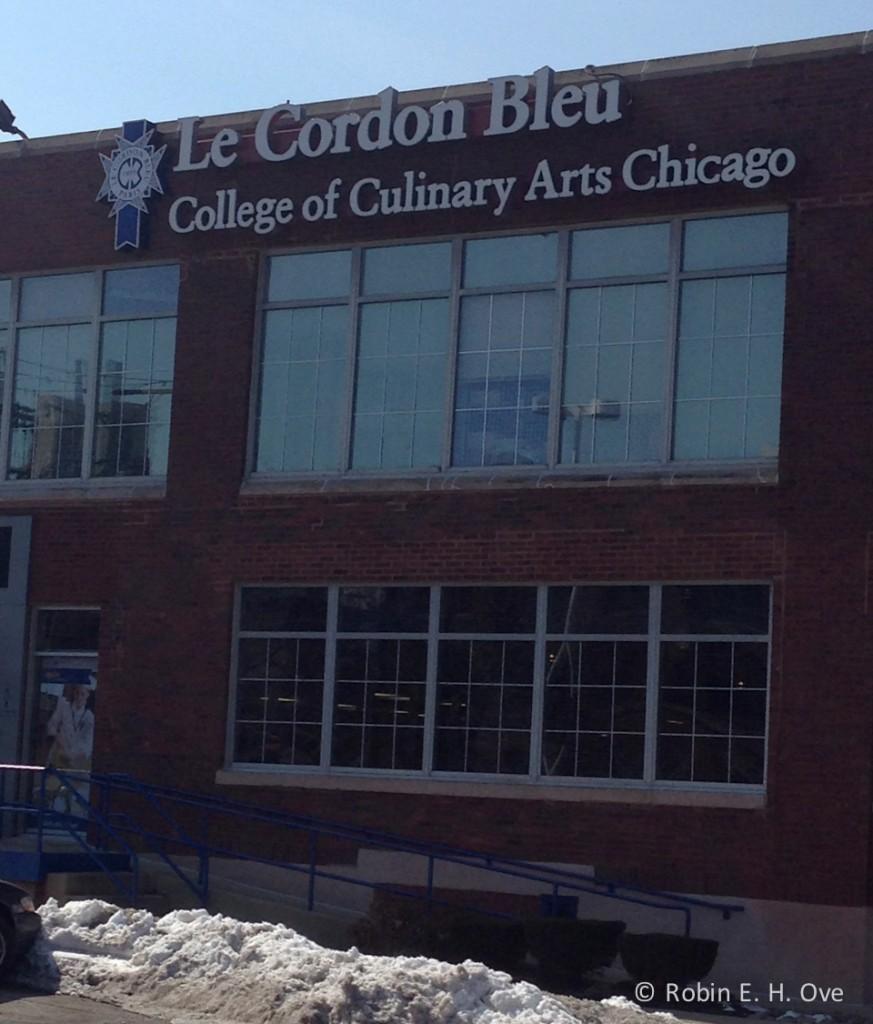 Le Cordon Bleu, Chicago