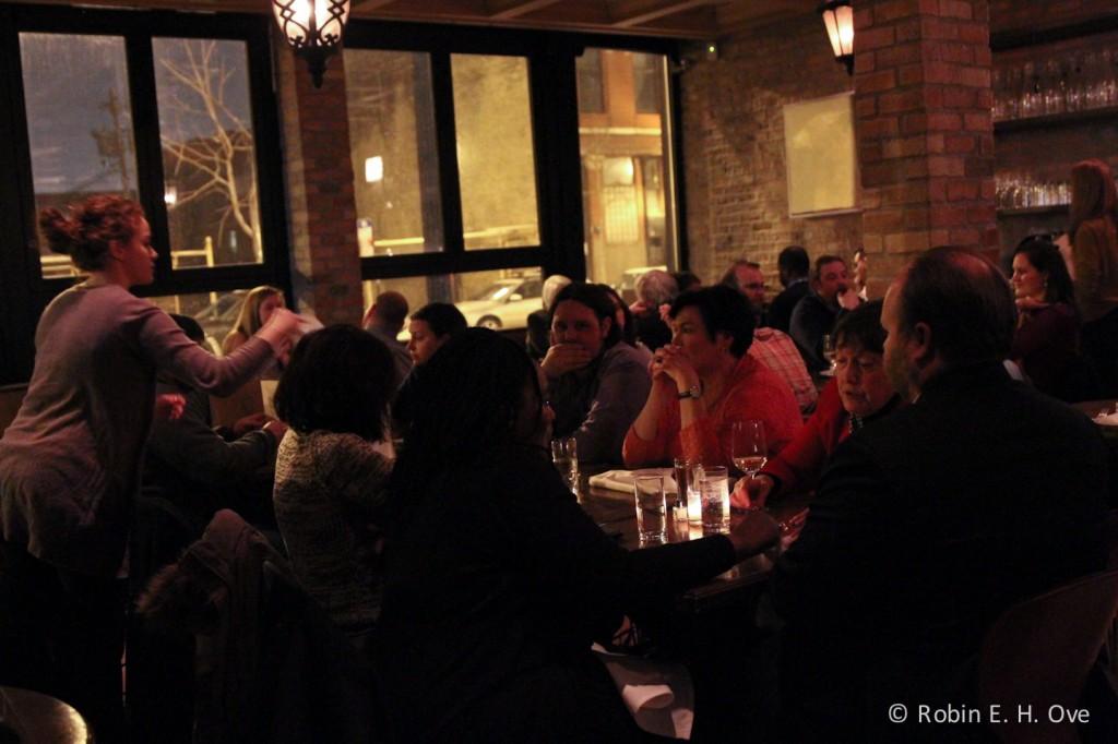 Nightwood Restaurant, Chicago