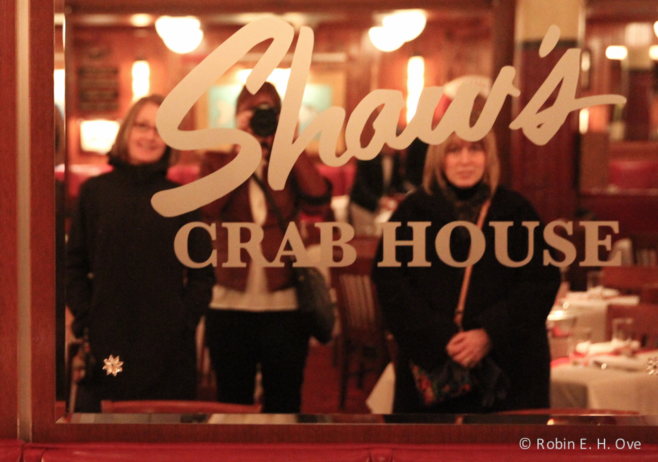 Shaw's  Crab House, Chicago