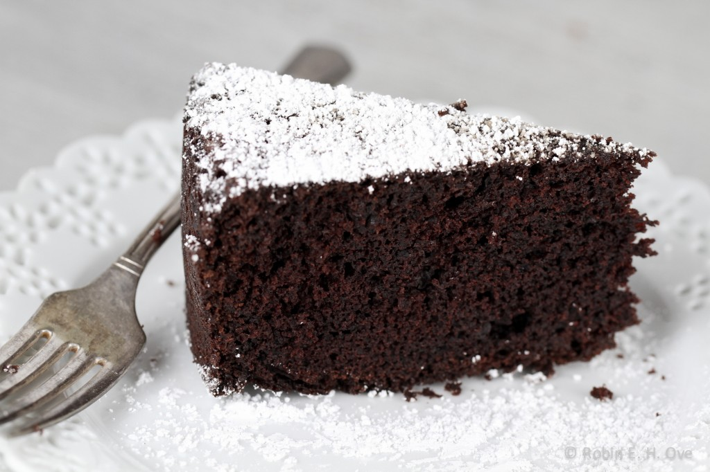 Lasgunitas Cappuccino Stout Chocolate Cake