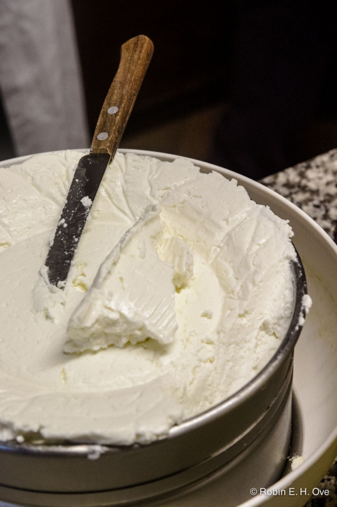 Fresh Italian Sheep's Milk Ricotta