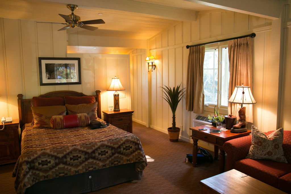 Holman Ranch Guest Room