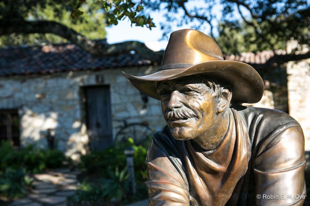 Holman Ranch Cowboy