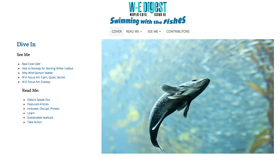 w-edigest.org Swimming with the Fishes