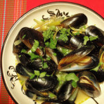 Kaspar's Curry Mussels – Modified