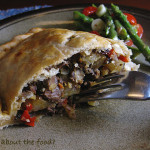 Empanada Style Steak and Potato Pie