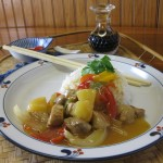 From the archives — Home Style Sweet and Sour Pork