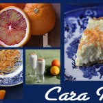 mixed citrus cream pie