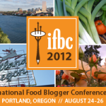 International Food Bloggers Conference 2012