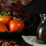 Persimmon Vinaigrette & Super Salad