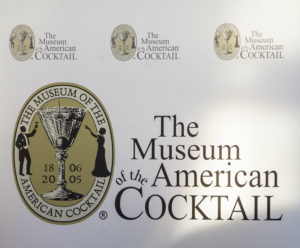 The Museum of the American Cocktail Logo