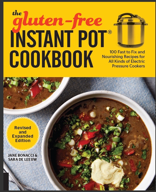 Cover, The Gluten-Free Instant Pot Cookbook